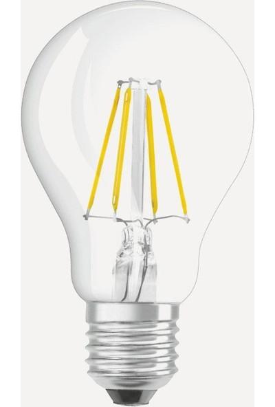 Cata Ct 4231 E27 6W LED Flament Rustik Ampül