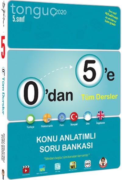 Tonguç 5. Sınıf 0'dan 5'e Konu Anlatımlı Soru Bankası