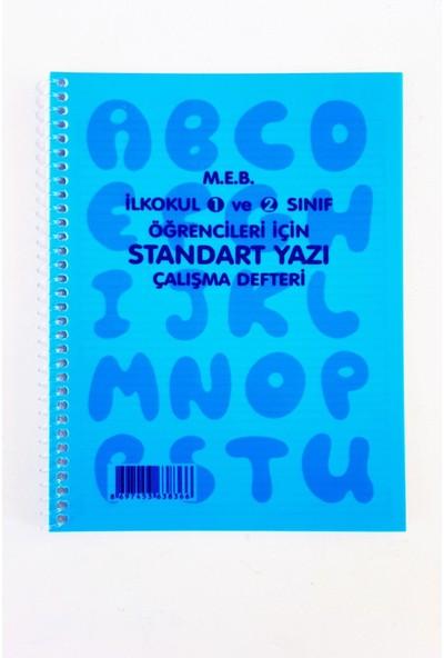 Gürpaş Standart Güzel Yazı Defteri A5 Sipralli Plastik Kapak
