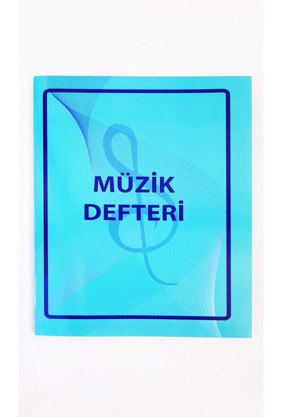 Güpraş Müzik Defteri 30 Yaprak 20X28