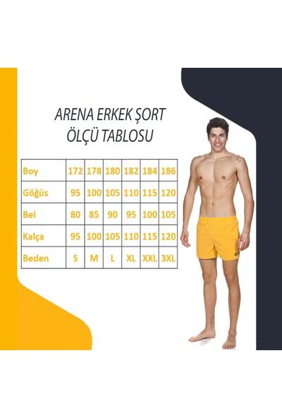 Arena Bywayx Erkek Sarı Deniz Şortu