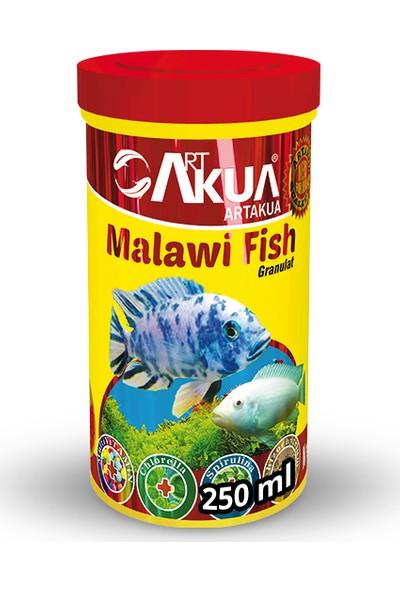 Art Akua Malawi Fish Balık Yemi 250 ml (100 g)