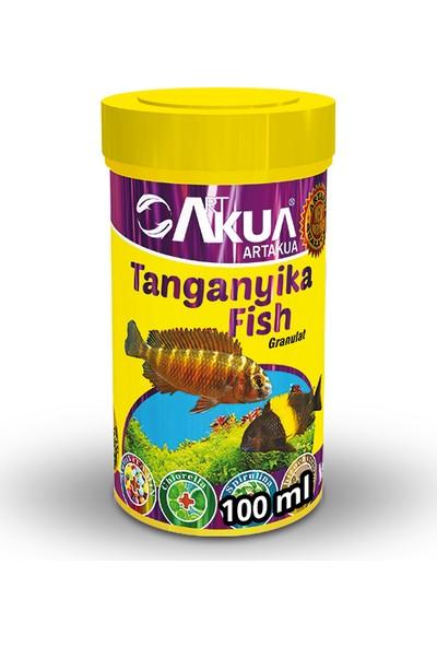 Art Akua Tanganyika Fish Balık Yemi 100 ml (40 g)