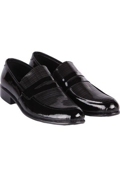 Zeki Rok 1368 Bantlı Çizgili Erkek Ayakkabı
