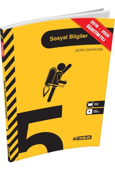 Hız Yayınları 5. Sınıf Sosyal Bilgiler Soru Bankası