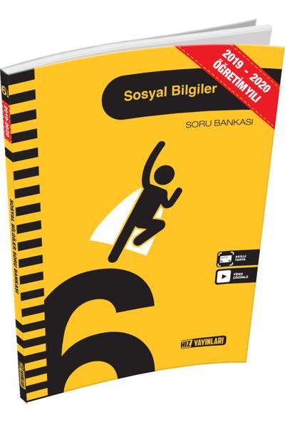 Hız Yayınları 6.Sınıf Sosyal Bilgiler Soru Bankası