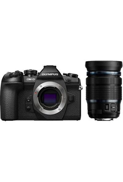 Olympus Om-D E-M1 Mark Iı + 12-100 F/4 Is Pro Kit