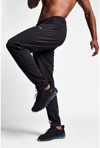 Lescon 19N-1008 Siyah Erkek Koşu Eşofman Alt