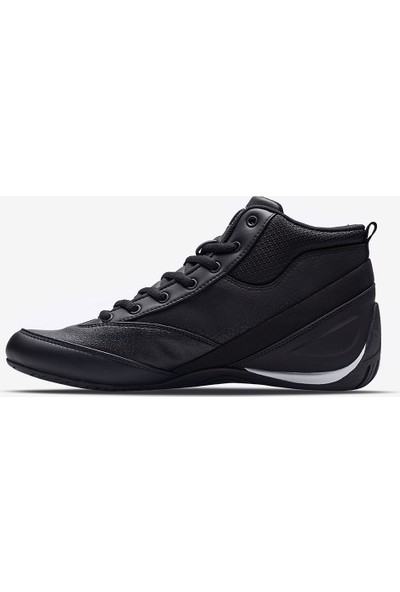 Lescon Rider Siyah Bayan Sneaker Bot