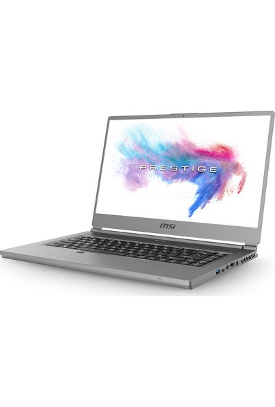 "MSI P65 Creator 9SF-1011TR Intel Core i7 9750H 32GB 512GB SSD RTX2070 Windows 10 Pro 15.6"" UHD Taşınabilir Bilgisayar"