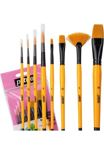 Pebeo Fırça Seti 8 Li Set-4