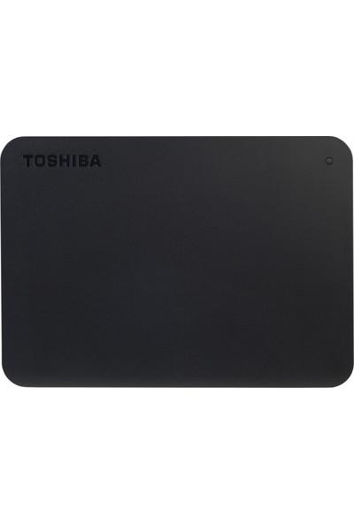 """Toshiba Canvio Basic 4TB 2.5"""" Siyah Taşınabilir Disk (HDTB440EK3CA)"""