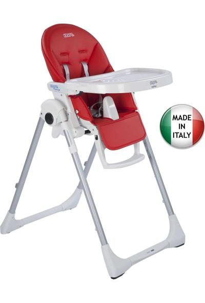 Kraft Monza Mama Sandalyesi Fragola - Kırmızı