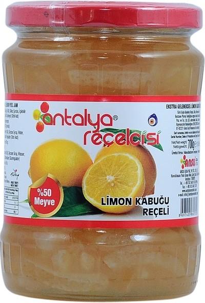 Antalya Reçelcisi Limon Kabuğu Reçeli