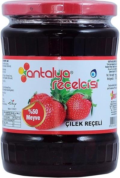 Antalya Reçelcisi Çilek Reçeli