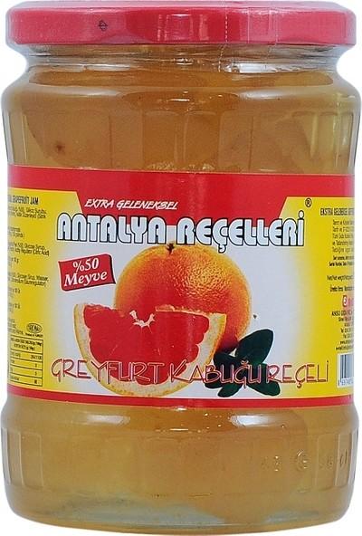 Antalya Reçelcisi Greyfurt Kabuğu Reçeli