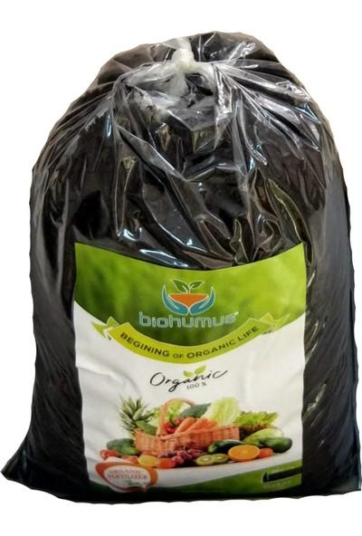 Biohumus Organik Bitki Besin Gübresi 10 lt