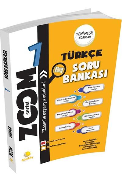 Günay Yayınları 7.Sınıf Zoom Serisi Soru Bankası Türkçe