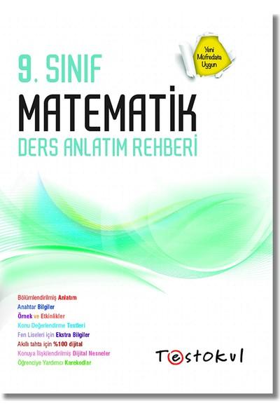 Test Okul 9. Sınıf Matematik Ders Anlatım Rehberi