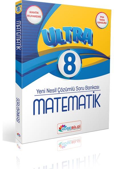 Köşebilgi 8. Sınıf Matematik Ultra Çözümlü Soru Bankası