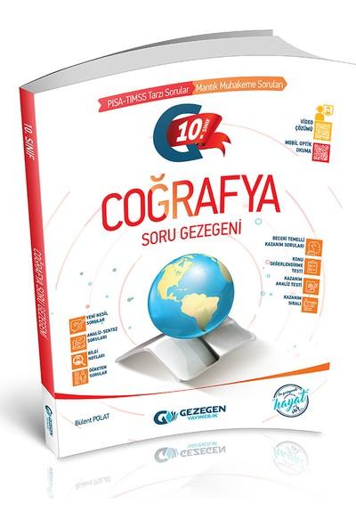 Gezegen Yayıncılık 10. Sınıf Coğrafya Soru Gezegeni