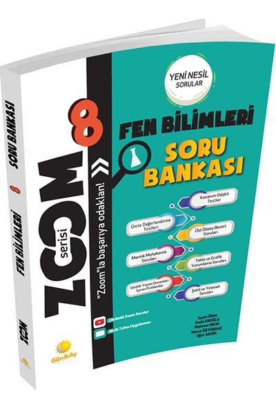 Günay Yayınları 8.Sınıf Zoom Serisi Soru Bankası Fen Bilimleri