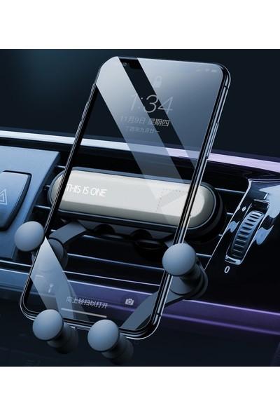 MMctech Su Damlası Araç İçi Telefon Tutucu - Siyah