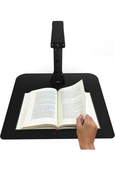 Viisan VK18300 18 Megapiksel Kitap ve Dergi Tarayıcı