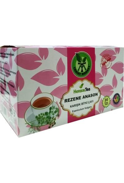 Tabiat Market Rezene Anason Karışık Bitki Çayı 20 Süzen Pşt