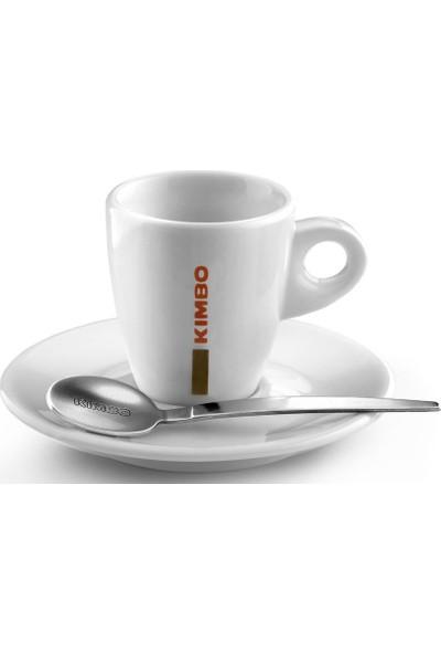Kimbo Porselen Espresso Fincanı
