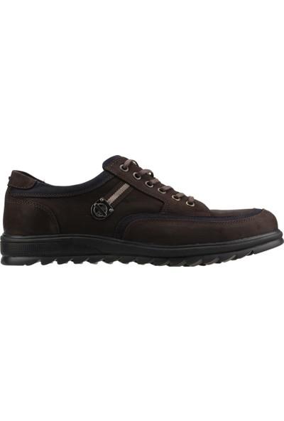 Bigboster 01 Günlük Termo Taban Erkek Bot Ayakkabı Kahverengi