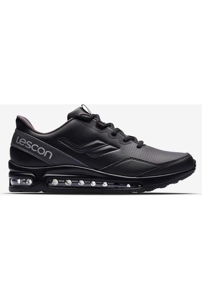 Lescon Airtube Blazer Siyah Erkek Spor Ayakkabı