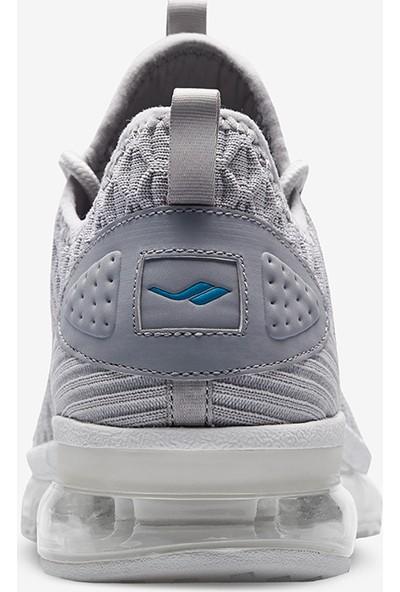 Lescon Airtube Proknit Gri Erkek Spor Ayakkabı