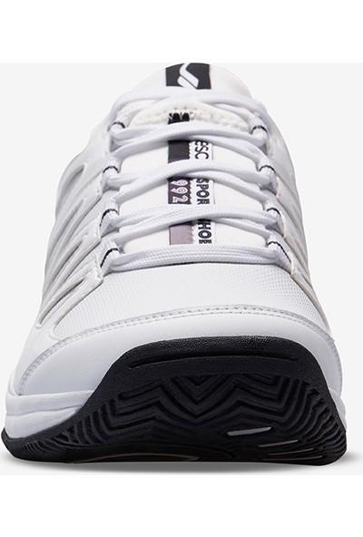 Lescon Flash Beyaz Erkek Tenis Ayakkabısı