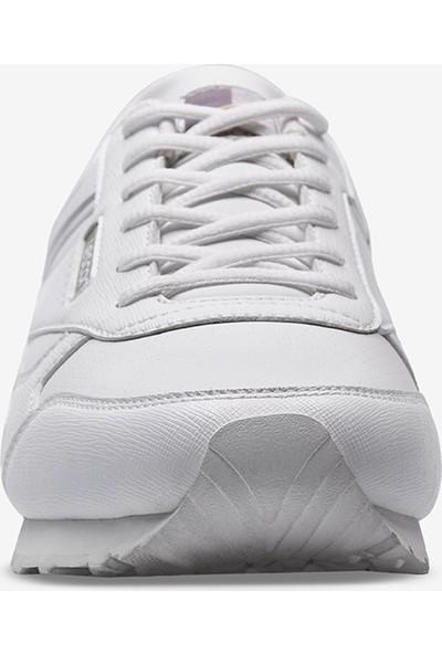 Lescon Moonwalker Beyaz Erkek Sneaker Ayakkabı