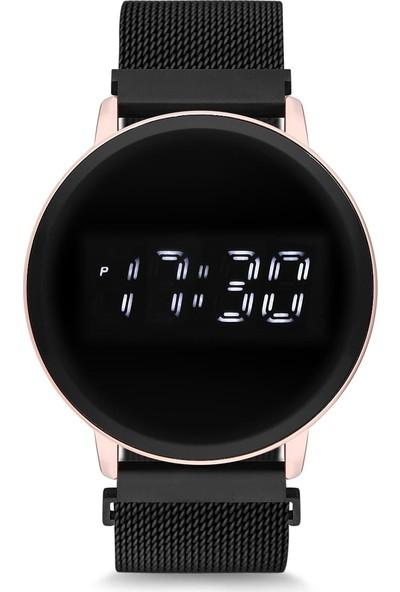 Spectrum UH1SP220100 Mıknatıslı Hasır Kordon Dijital Unisex Saat