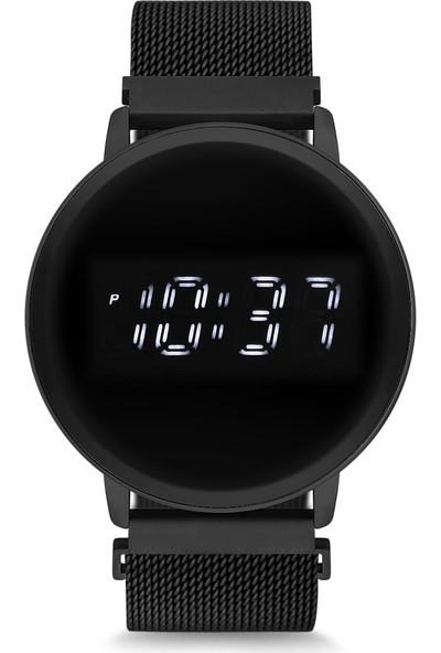 Spectrum UH1SP220103 Mıknatıslı Hasır Kordon Dijital Unisex Saat