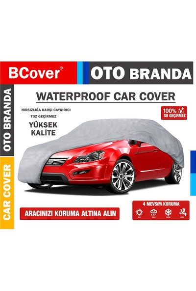 CoverPlus Peugeot 307 Oto Branda Araba Brandası Araba Koruyucu