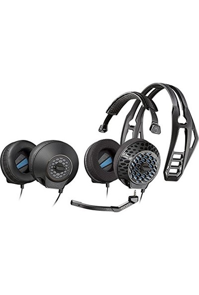 Plantronics 203802-01 Rıg 500E Lightweight E-Sports Edition Gaming Headset With Surround Sound