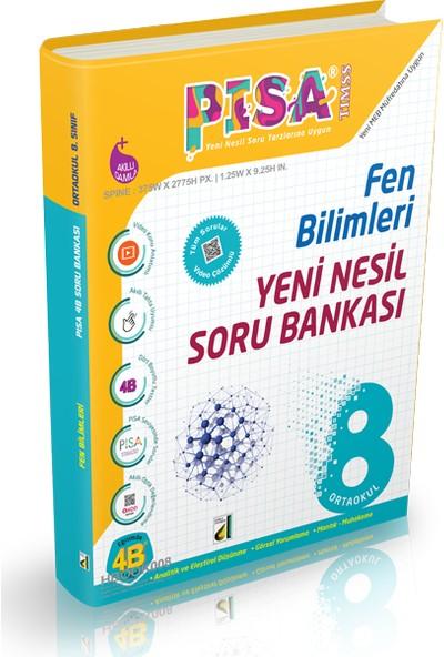 Pisa Yeni Nesil Fen Bilimleri Soru Bankası 8. Sınıf