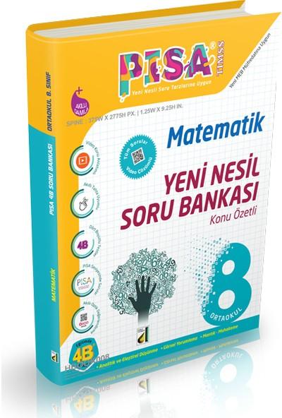 Pisa Yeni Nesil Matematik Soru Bankası 8. Sınıf