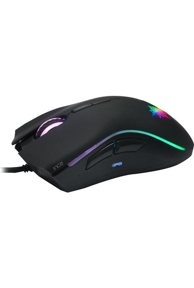 INCA IMG-349 ANAHİTA RGB Macro Keys Professional Gaming Mouse