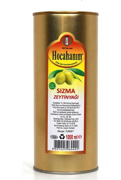 Hocahanım Sızma Zeytinyağ 1000 gr
