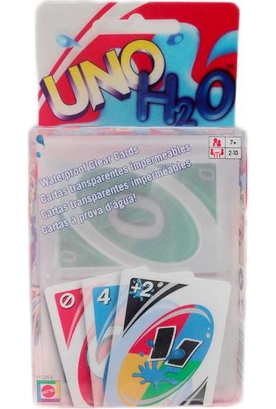 Uno Kart Oyunu H2O -Suya Karşı Dayanıklı