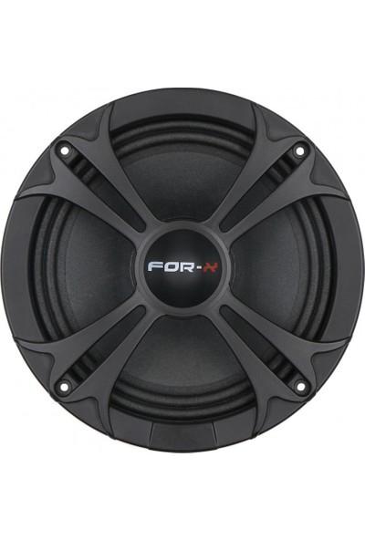 For-X Xmd-3080 Midrange - Mıdbass 300 Watts Max Power 2'Li Takım