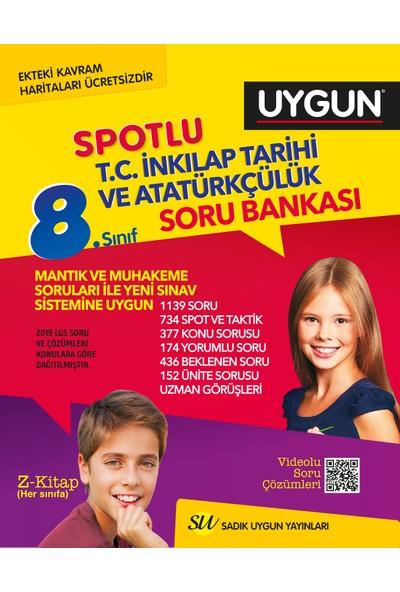 Sadık Uygun Yayınları 8.Sınıf İnkılap Tarihi Ve Atatürkçülük Taktikli Soru Bankası