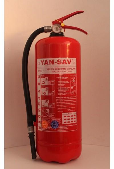 Yan-Sav Yangın Söndürücü