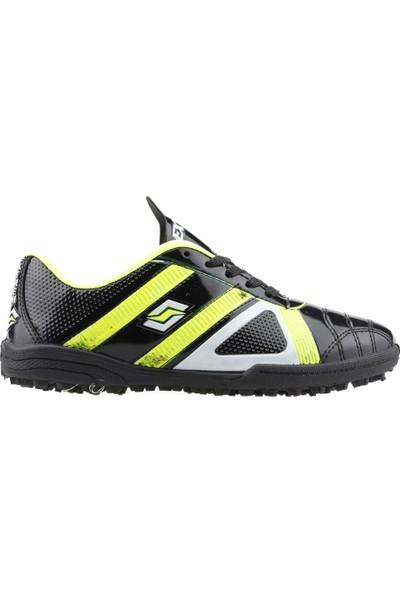 Extrem 012 Halısaha Çim Futbol Erkek Çocuk Spor Ayakkabı Sarı