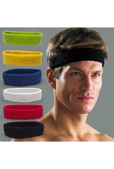 Vertex Sporcu Saç Bandı Siyah