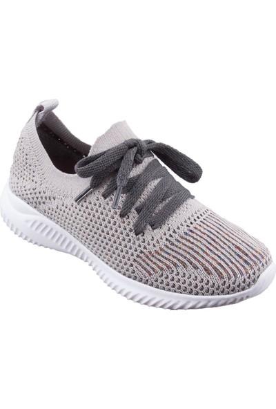 Rudy Gri Erkek Yürüyüş Ayakkabı